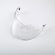 Clear-Dark Smoke Tranisitions Face Shield for TK1200 Helmets - 3828-000-000-000