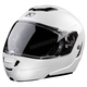 Tech Matte White TK1200 Helmet