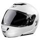 Tech Matte White TK1200 Helmet