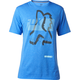 Heather Blue Kamakana Tech T-Shirt