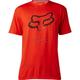 Flame Red Seca Head Tech T-Shirt
