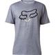 Heather Graphite Seca Head Tech T-Shirt