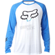 Optic White Seca Head Tech Long Sleeve Shirt