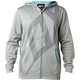 Heather Gray Hydratix Closed Circuit Zip-Up Hoody