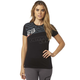 Women's Black Activated Crew T-Shirt
