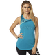 Women's Jade Activated Muscle Tank Top