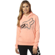 Women's Melon Reacted Hoody