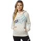 Women's Light Heather Gray Reacted Hoody