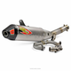 Ti-6 Titanium Exhaust System w/Carbon End Cap  - 0331725F