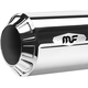 Chrome Riot Slip-On Mufflers - 7202101