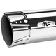 Chrome Sniper Slip-On Muffler - 7202601