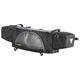 Black Rear Sport Cargo Bag - RG-004S
