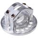 Silver RZR 1000 Gasoline Pack Mount - 60-440-4