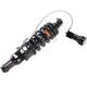 Black 465 Series Shock w/ Remote Adjustable Preload (R.A.P.) - 465-5038B