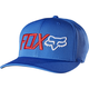 Blue Trenches Flex-Fit Hat