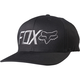 Black Draper Flex-Fit Hat