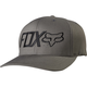 Graphite Draper Flex-Fit Hat
