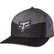 Black Heat Ray Flex-Fit Hat