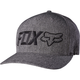 Heather Graphite Sonic Corp Flex-Fit Hat