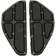 Black Ops Traction Passenger Floorboards - 0036-1013-SMB