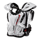 Youth White Chest Protector - VEX-W-S