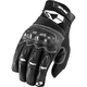 Black Assen Street Gloves