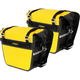 Yellow/Black Sierra Dry Saddlebags - SE-3050-YEL