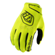 Youth Flo Yellow Air Gloves