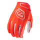 Youth Flo Orange Air Gloves