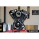 V111 Long Block Black Engine - 310-0829