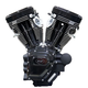 T111 Long Block Black Engine - 310-0834