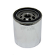 Long Chrome Oil Filter - 32-0023
