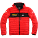 Geico Honda Mode Hooded Puffer Jacket