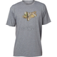 Heather Graphite Realtree Tech T-Shirt