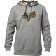 Heather Graphite Realtree Hoody