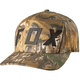 Realtree FoxHead FlexFit Hat