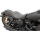 Low Carbon Fiber Solo Seat - 0803-0548