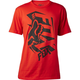 Flame Red Salut T-Shirt