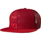 Cranberry Eyecon Box Snapback Hat - 18755-527-OS
