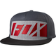 Black Seca Wrap Snapback Hat - 19063-001-OS