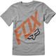 Youth Heather Gray Closed Circuit T-Shirt