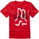 Youth Flame Red Kamakana T-Shirt