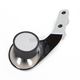 Chrome Left Hand Device Mount - 0636-0100