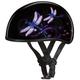 Dragonfly Skull Cap Half Helmet