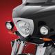 Black Satin 3 1/2 in. Cree LED Driving Light Kit - 30-110LBK