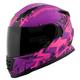 Pink/Pruple Critical Mass SS1600 Helmet