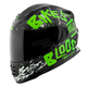 Green/Black Bikes Are In My Blood SS1310 Helmet