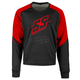 Red/Black Critical Mass Reinforced Moto Shirt