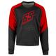 Red/Black Critical Mass Reinforced Moto Shirt