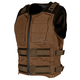 Brown True Grit Armored Vest